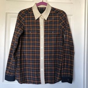 Marc by Marc Jacobs plaid button up